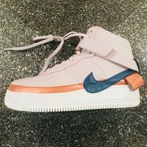 Nike Air Force 1 Jester XX High 'Violet Ash' NWT